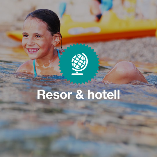 Resor och hotell